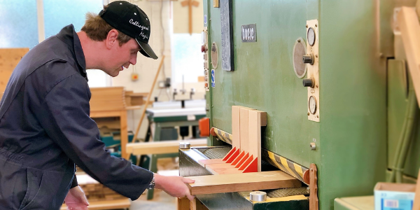 woodworking, learning new skills